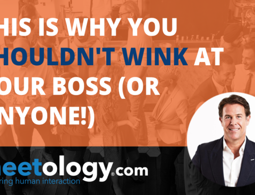 This is why you Shouldn't Wink at Your Boss (or Anyone!)