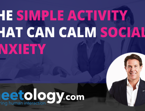The Simple Activity that Research Suggests can Calm Social Anxiety