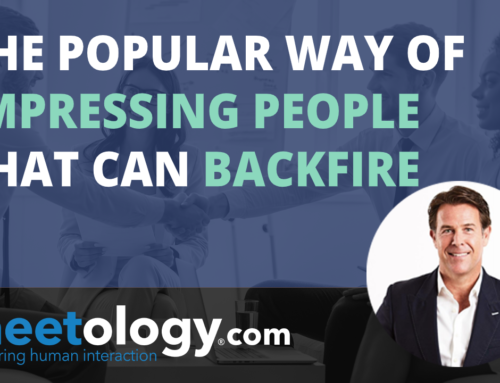 The Popular Way Of Impressing People That Can Backfire