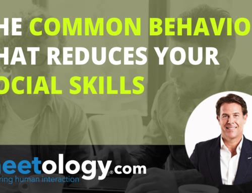 The Common Behavior that can Reduce your Social Skills