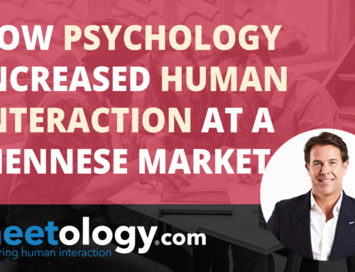 How Psychology Increases Human Interaction at a Viennese Market