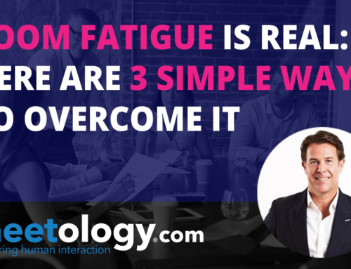 Zoom Fatigue is Real: Here are 3 Simple ways to Overcome It