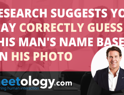 Can you Correctly Guess this Man's Name Based on his Photo?